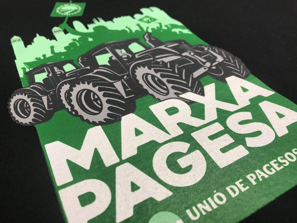 samarretes personalitzades amb serigrafia