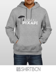samarretes estampades - dessuadora orgull pixapi